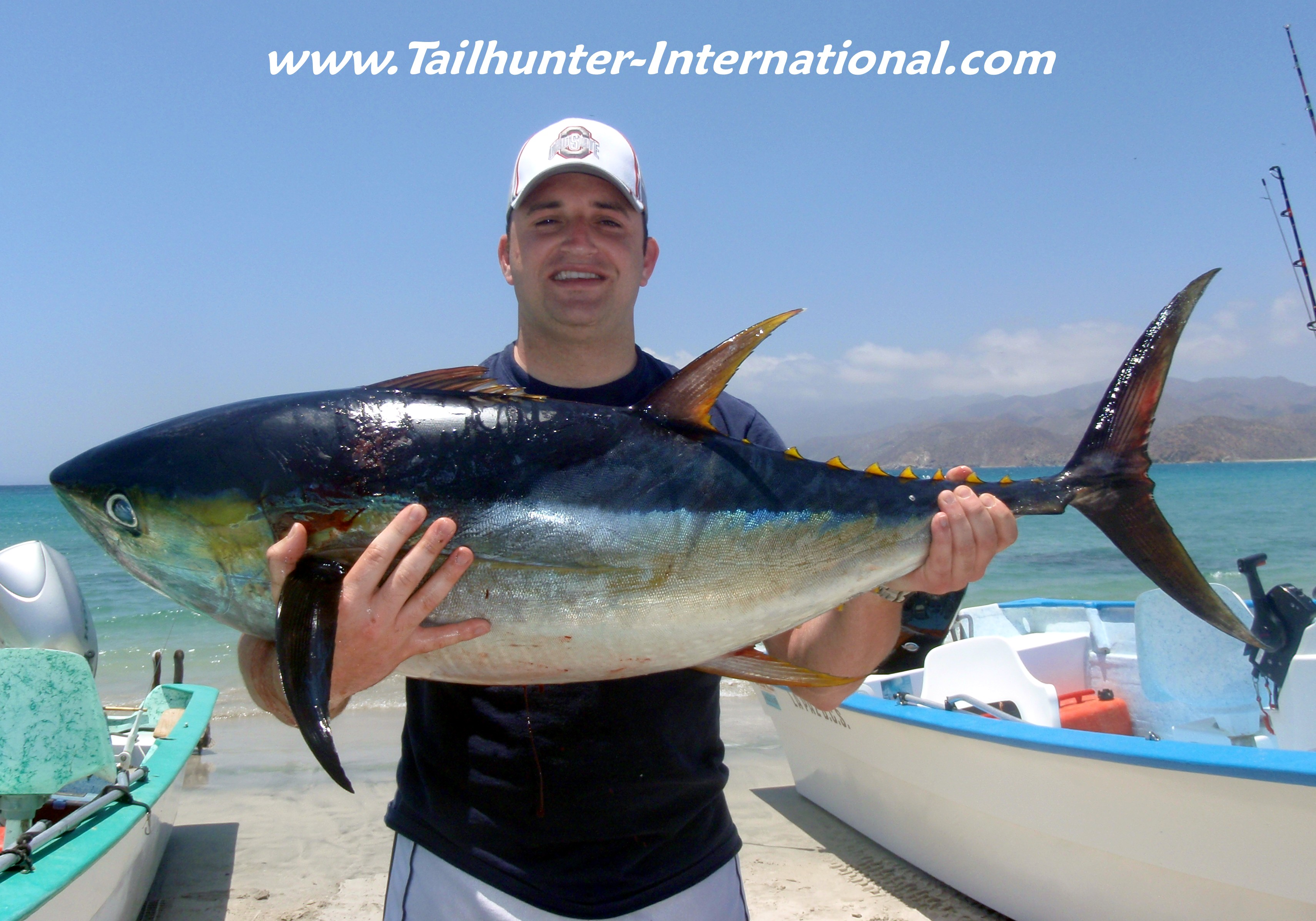 La paz las arenas fishing report for week of may 30 to for Tuna fishing videos