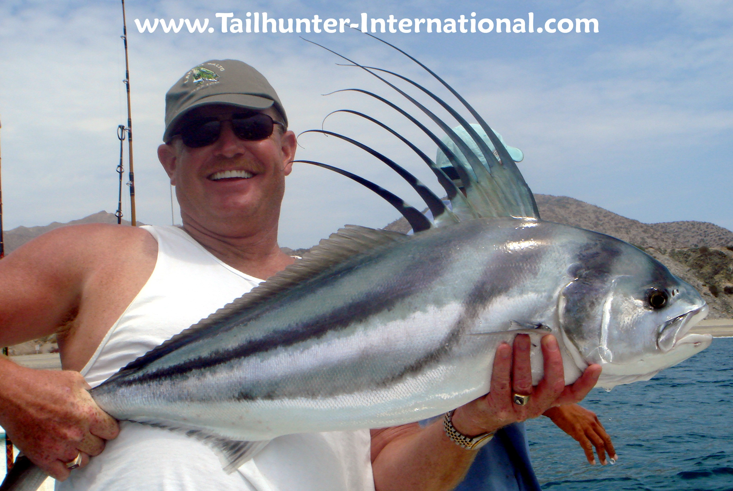 La paz las arenas fishing report from tailhunter for Fishing reports washington