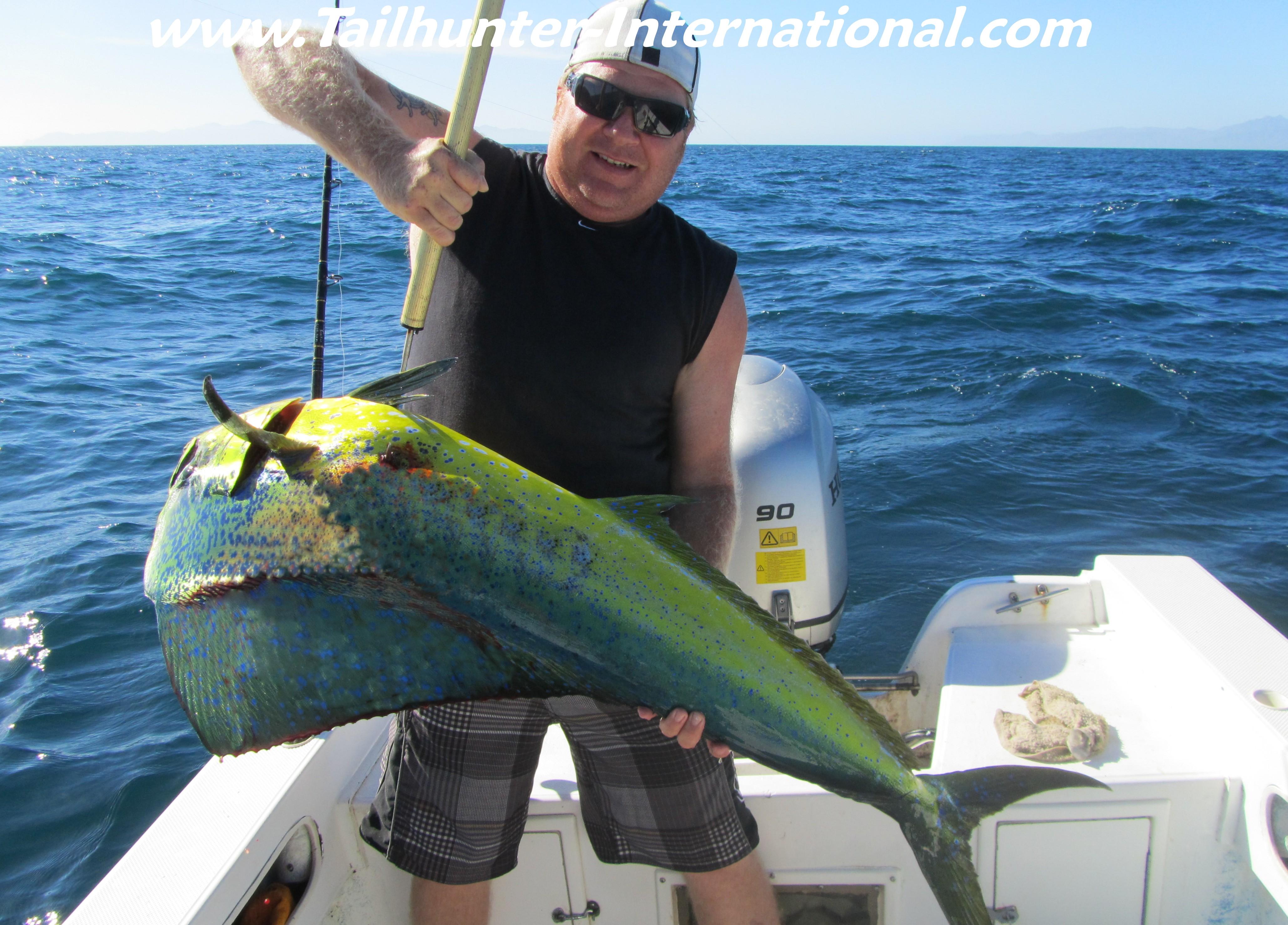 FLASH UPDATE TUNA BITE! La Paz/ Las Arenas Fishing Report ...