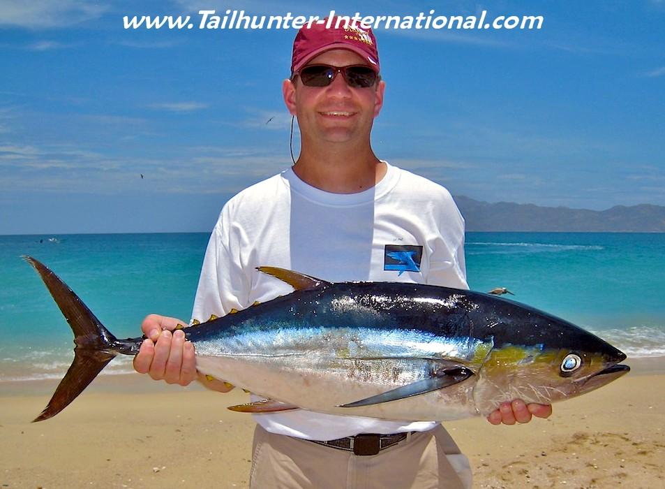 Jjonathan Roldan Tailhunter Fish Report