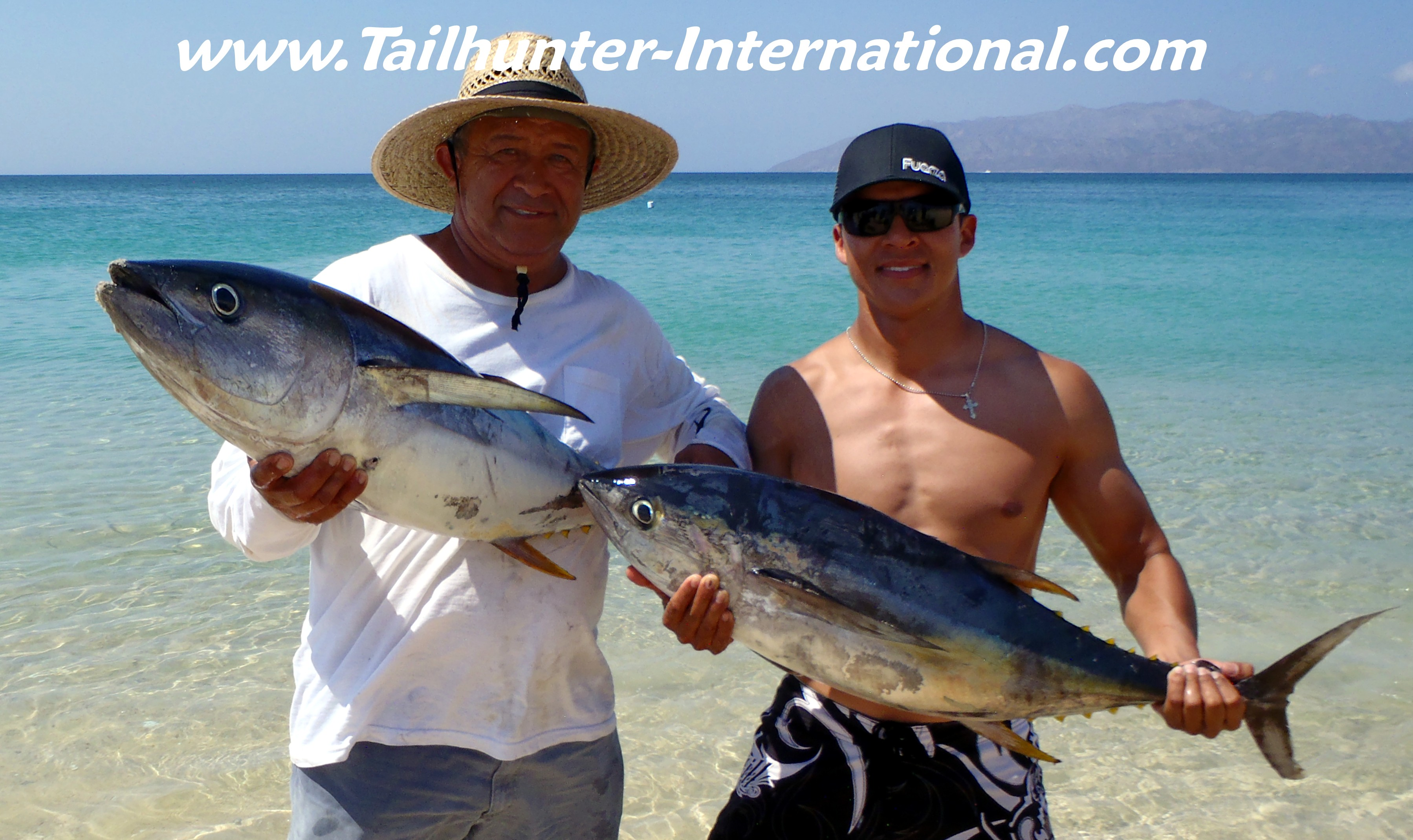 La paz las arenas report sept 4 11 39 11 for Tuna fishing show