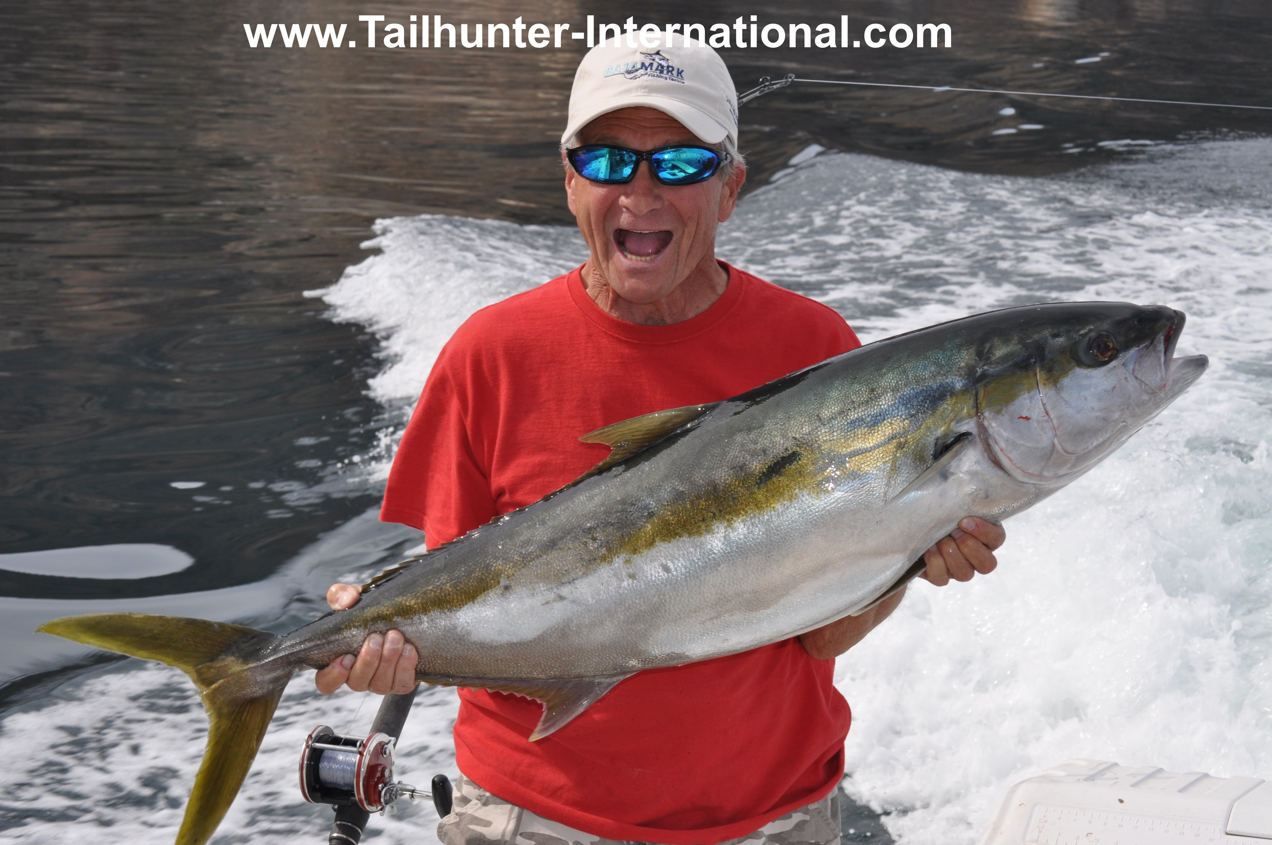 February | 2012 | Tailhunter Fish Report