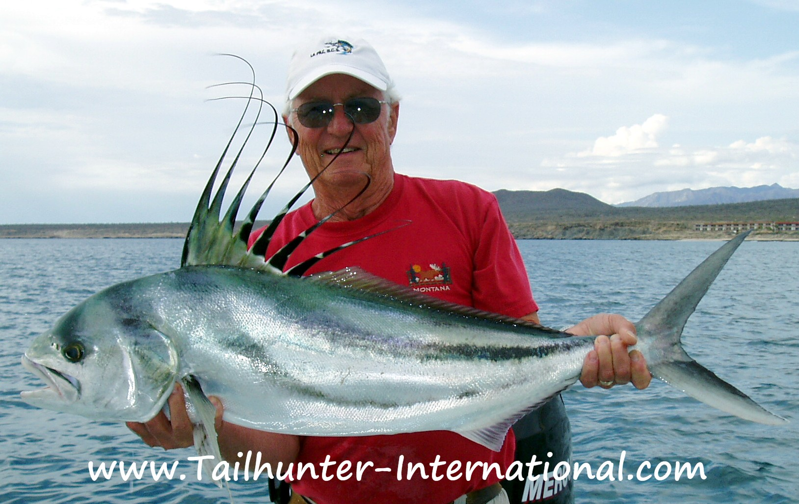 La paz las arenas fishing report from tailhunter for Fishing new mexico