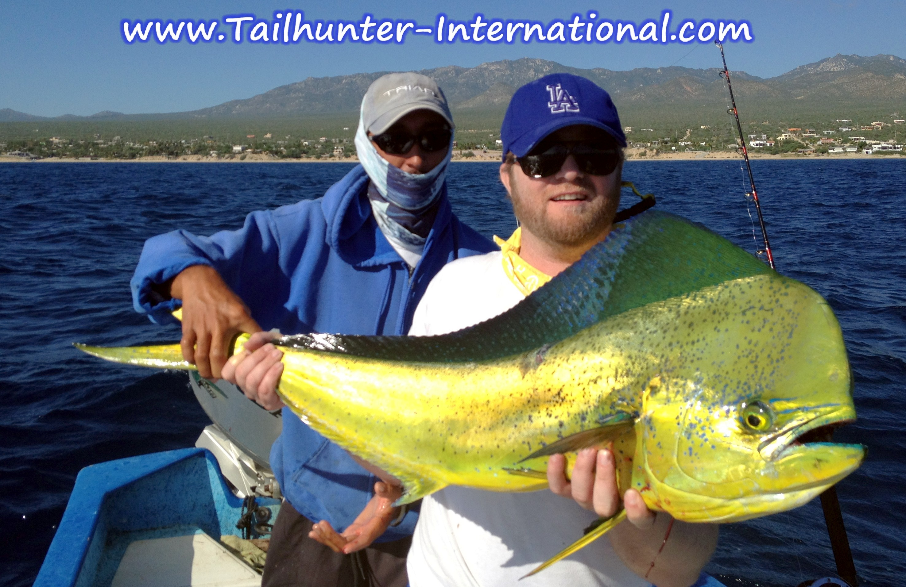 October 2012 tailhunter fish report for The fish report