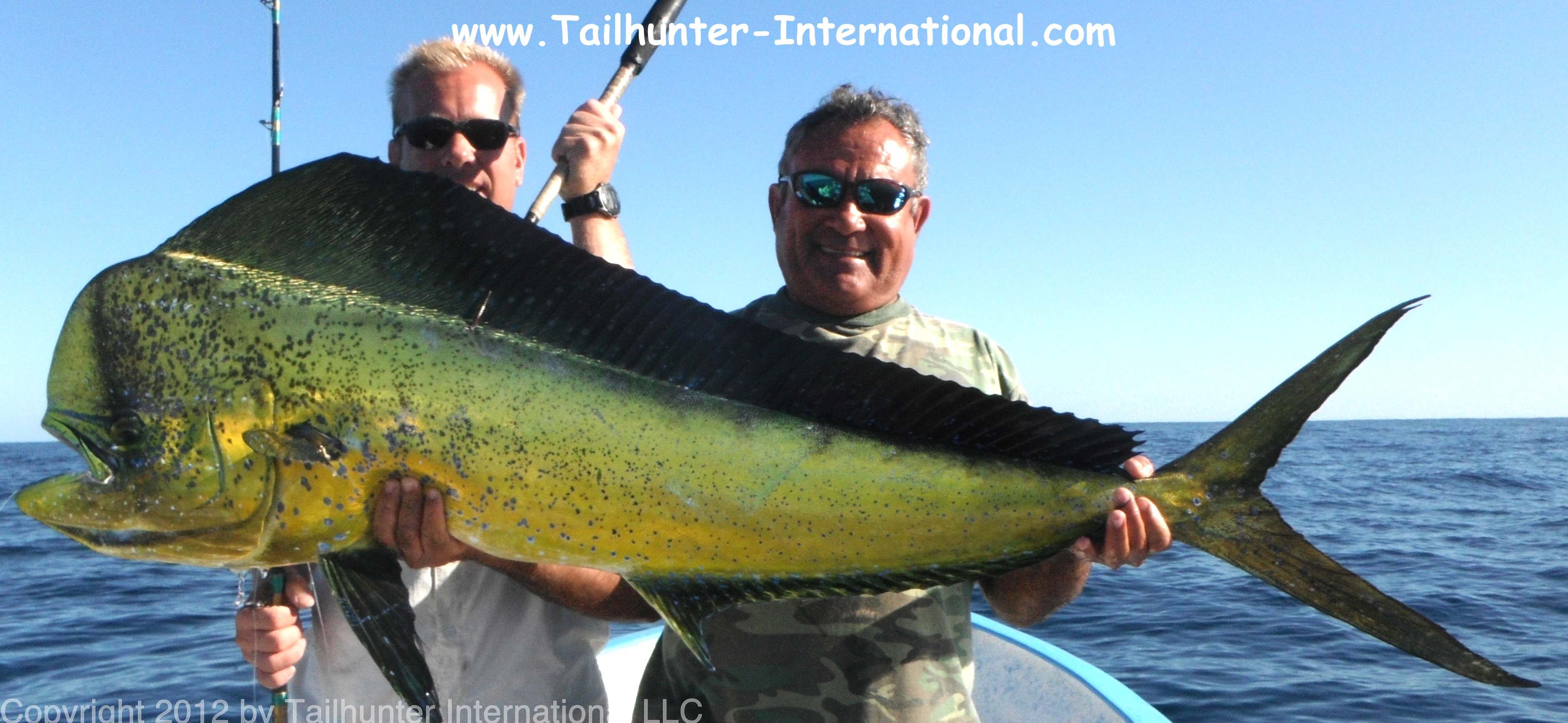 january 2013 tailhunter fish report