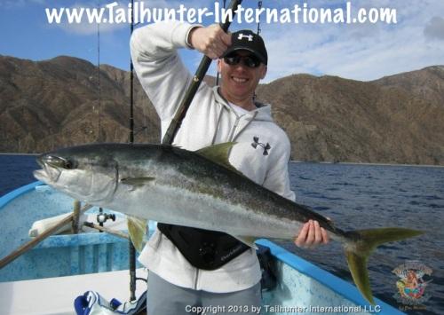 Leif 32 pound yellowtail tags 2-13