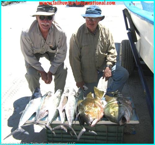 Chuck Fiola Cal Lambert tags pargo sierra 4-13