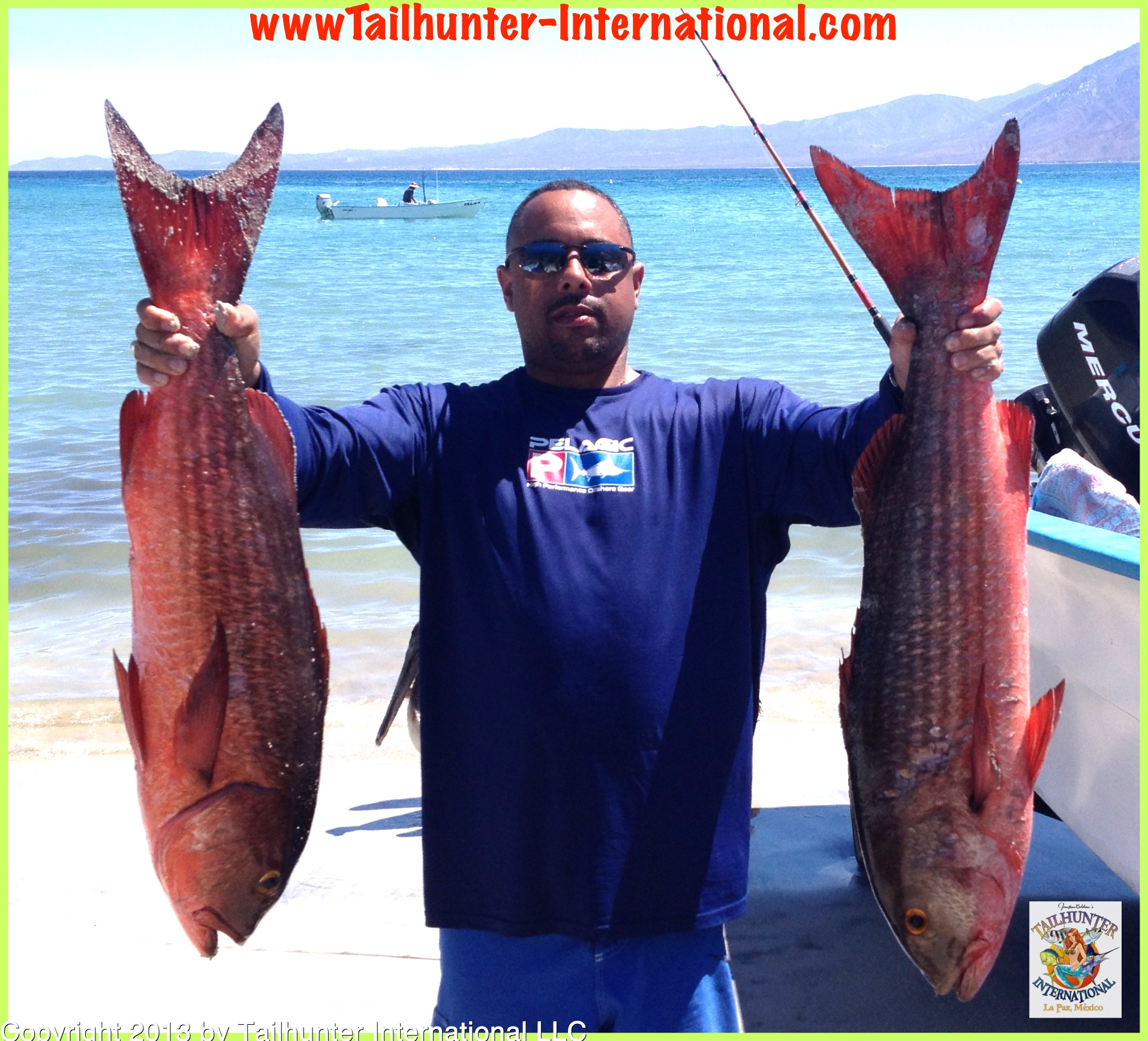 La paz las arenas fishing report from tailhunter for Antioch fishing report