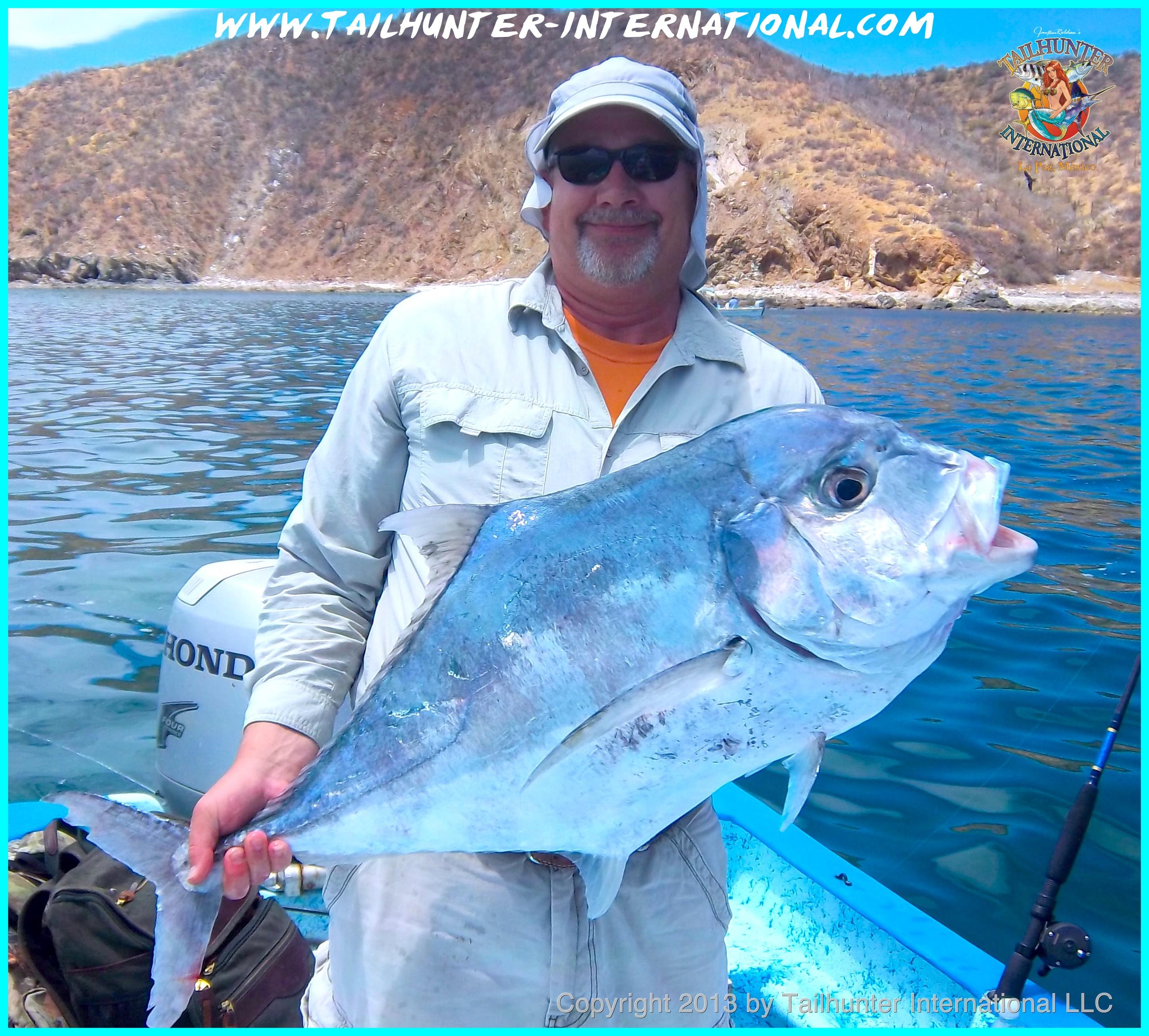 May 2013 tailhunter fish report for Santa barbara fishing report