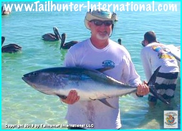 Mike Figley tuna 54lb tags 7-13