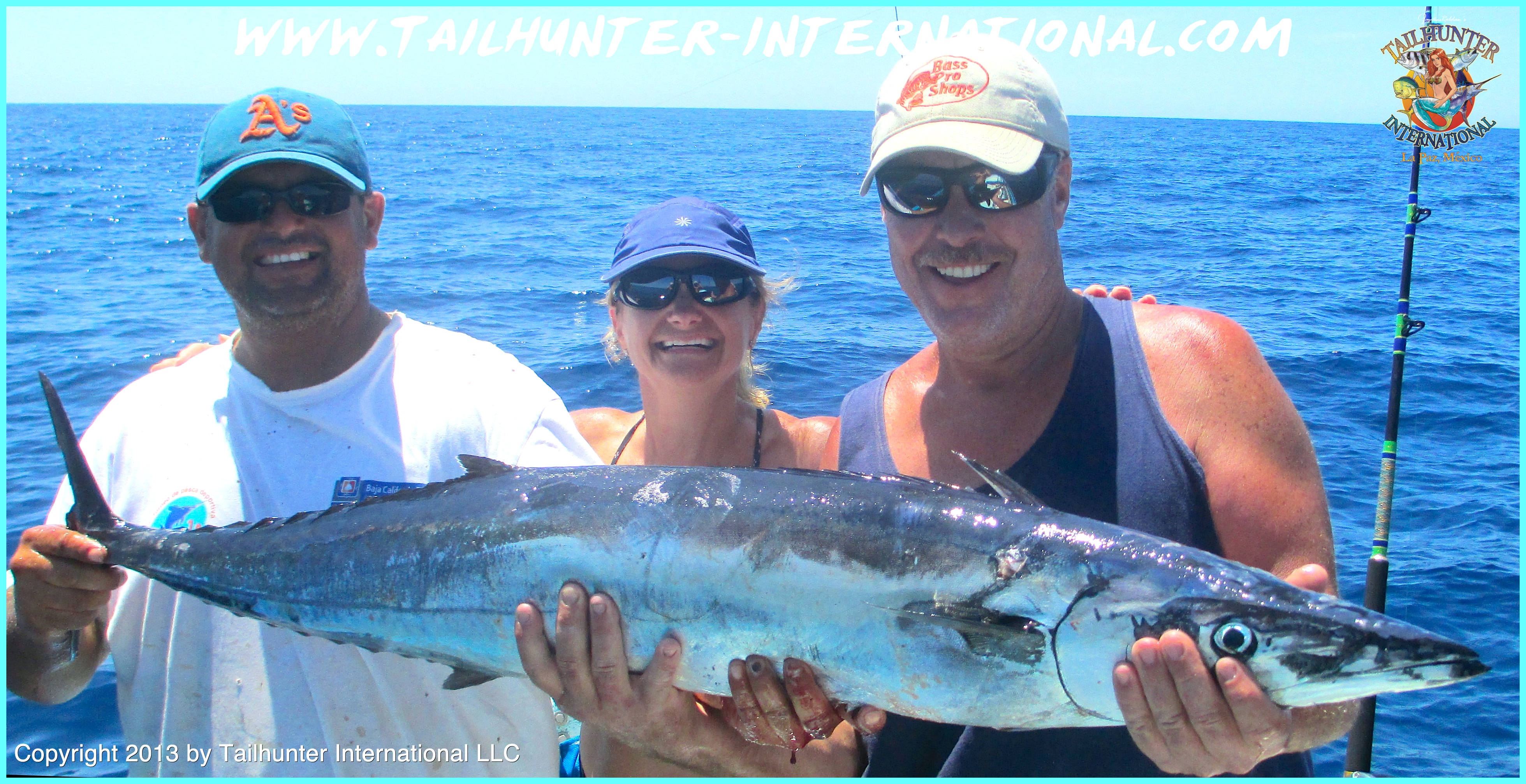 La paz las arenas fishing report from tailhunter for Santa barbara fishing report