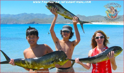 dorado Sibayan family small held high tags 10-13