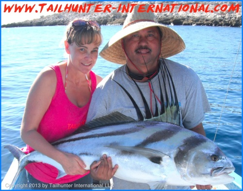 Tim roosterfish tags small 10-13