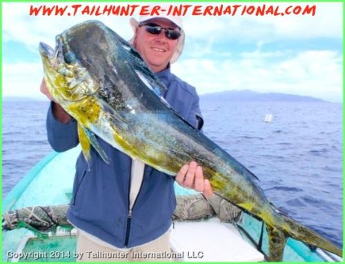 Jaff Barnham tags 2-14 dorado