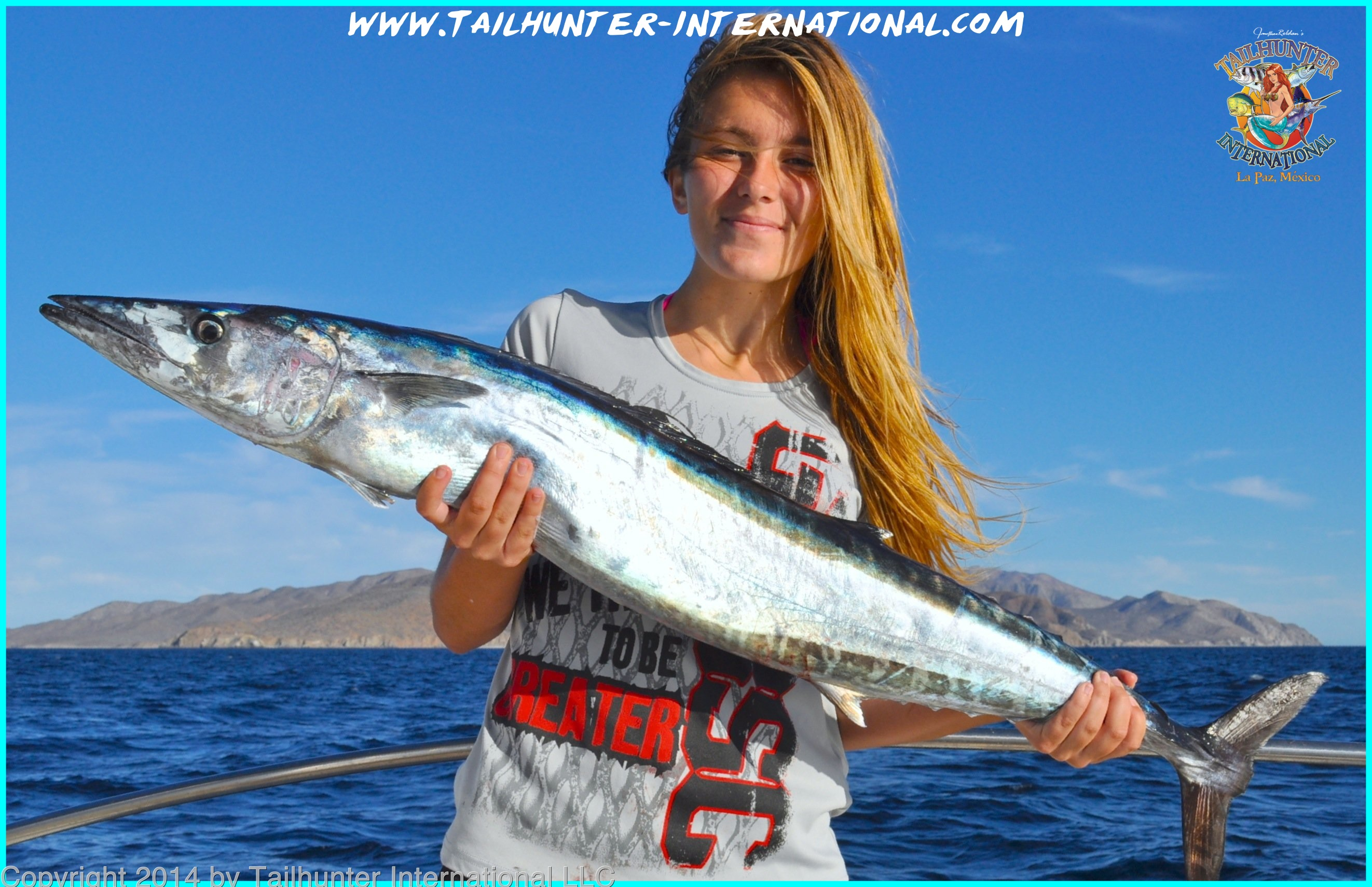 La paz las arenas fishing report from tailhunter for Murphy s hook house fishing report