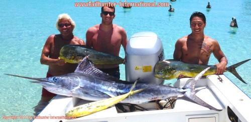 kasper marlin dorado tags 6-14 small