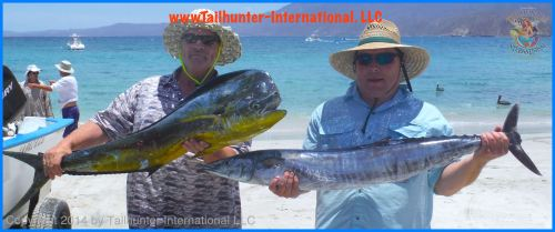 Rick and Rich wahoo dorado small tags 5-14