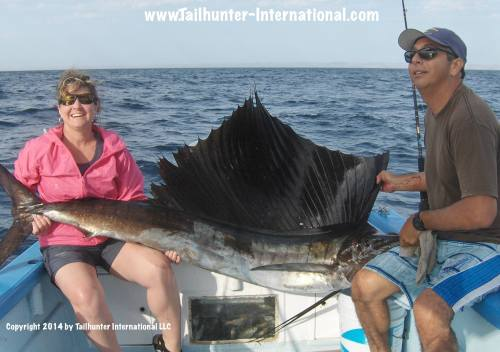 Tiffany Floyd sailfish tags small Joel 6-14