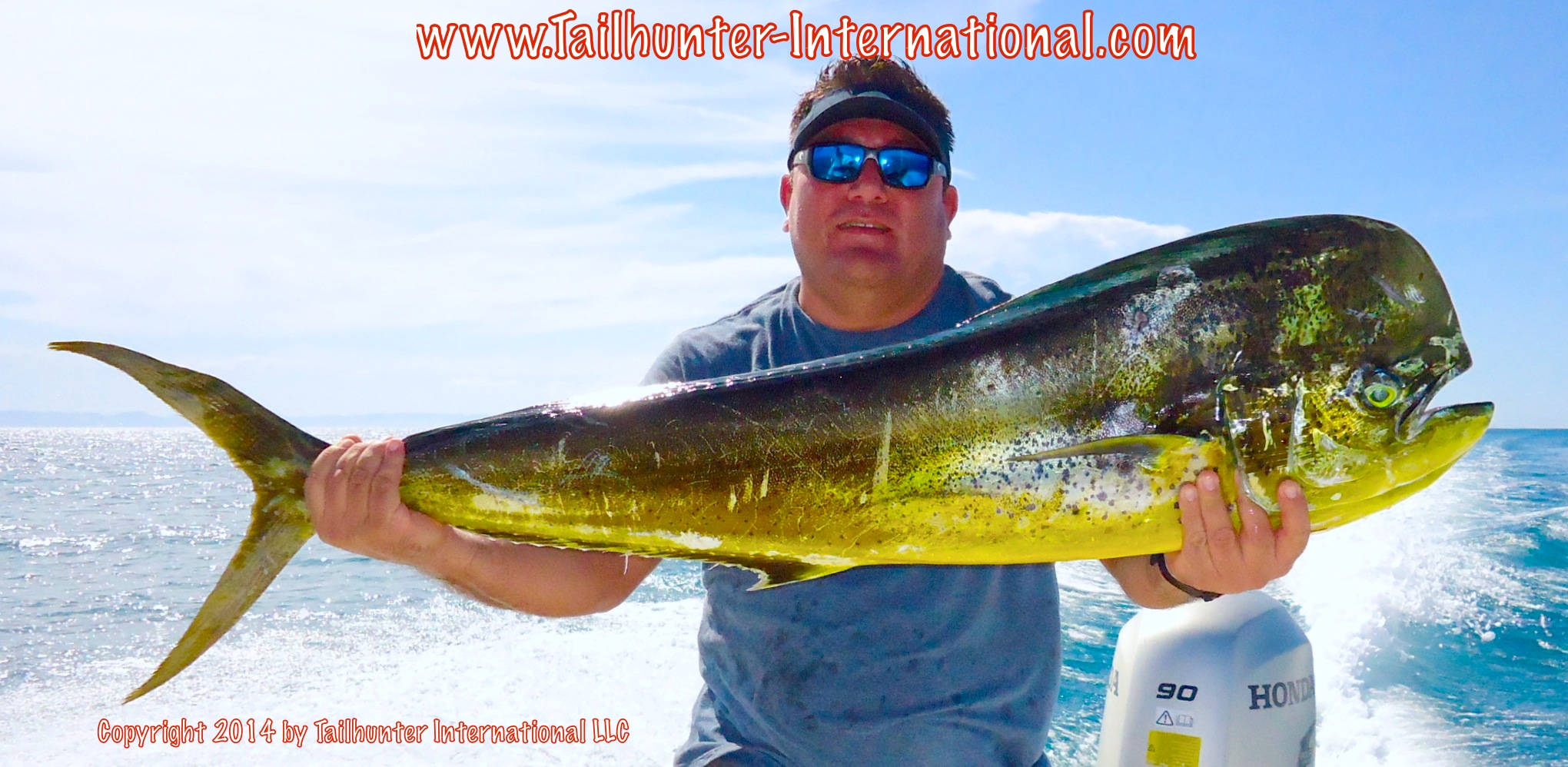 July 20th tailhunter la paz las arenas reports bloodydecks for Oklahoma fishing report from anglers