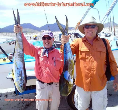 Dave Sundgren Steve Rosebaugh dorado tags 9-14 small