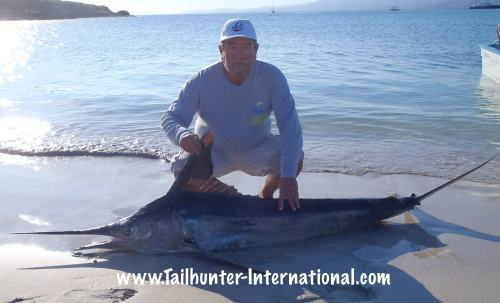 Carlos tags marlin small 12-14