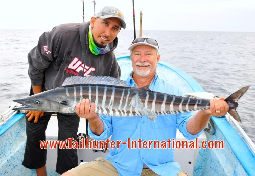 Tom Brown Wahoo tags small 4-15