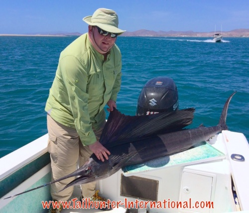 Mike Dietzman sailfish tags 5-15
