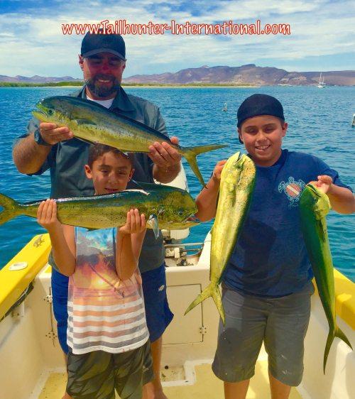 Ungaro family John, Nicholas John Raul dorado tags 7-15