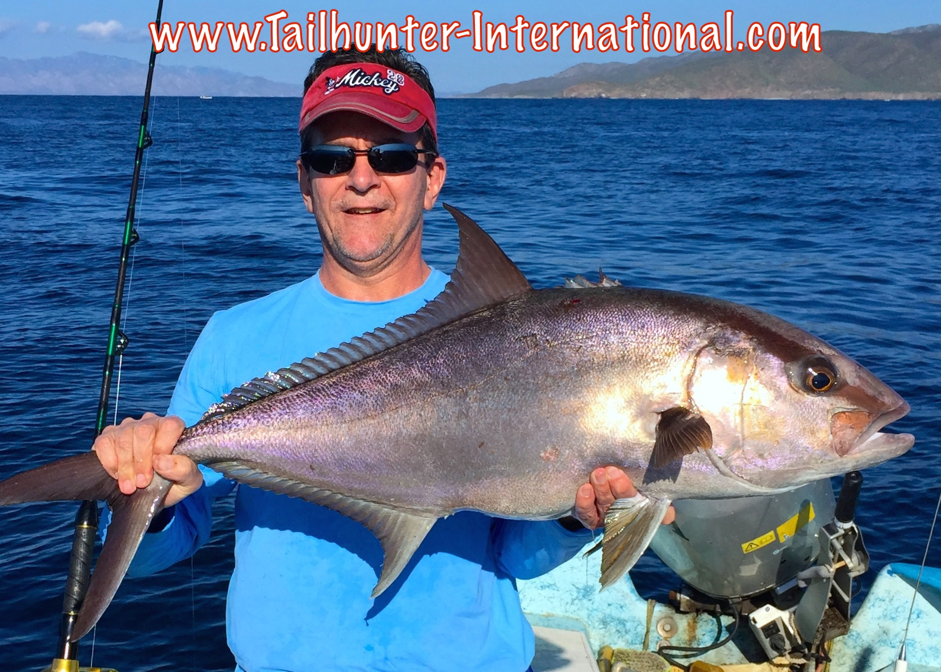 La paz las arenas muertos bay fishing report from for Bakersfield fishing report
