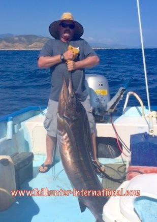 Ken campbell sailfish tags 9-15