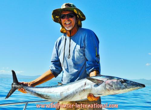 Roger Thompson wahoo tags 11-15