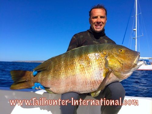 world record pargo Matt Deischel 10-15 tags