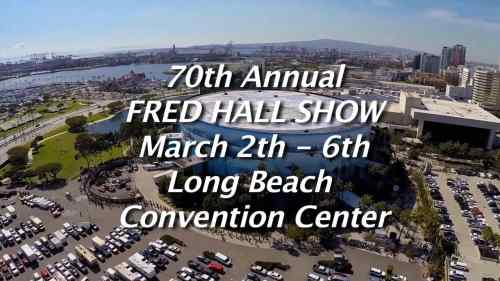 Fred Hall 2016