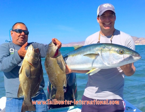 walkerly 3-16 cabrillla yellowtail tags
