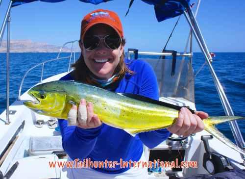 Laura Page tags dorado flyfish 5-16