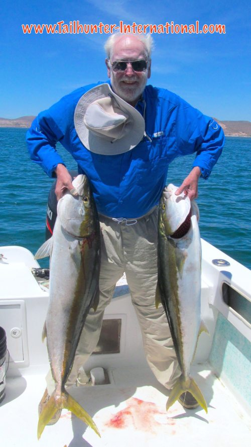 Tailhunter la paz las arenas may 29th fleet reports for La paz fishing report