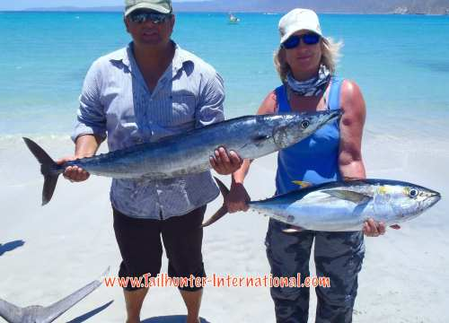 Shelley Armando tuna and wahoo 6-16 tags