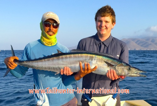 June 2016 tailhunter fish report for Bakersfield fishing report