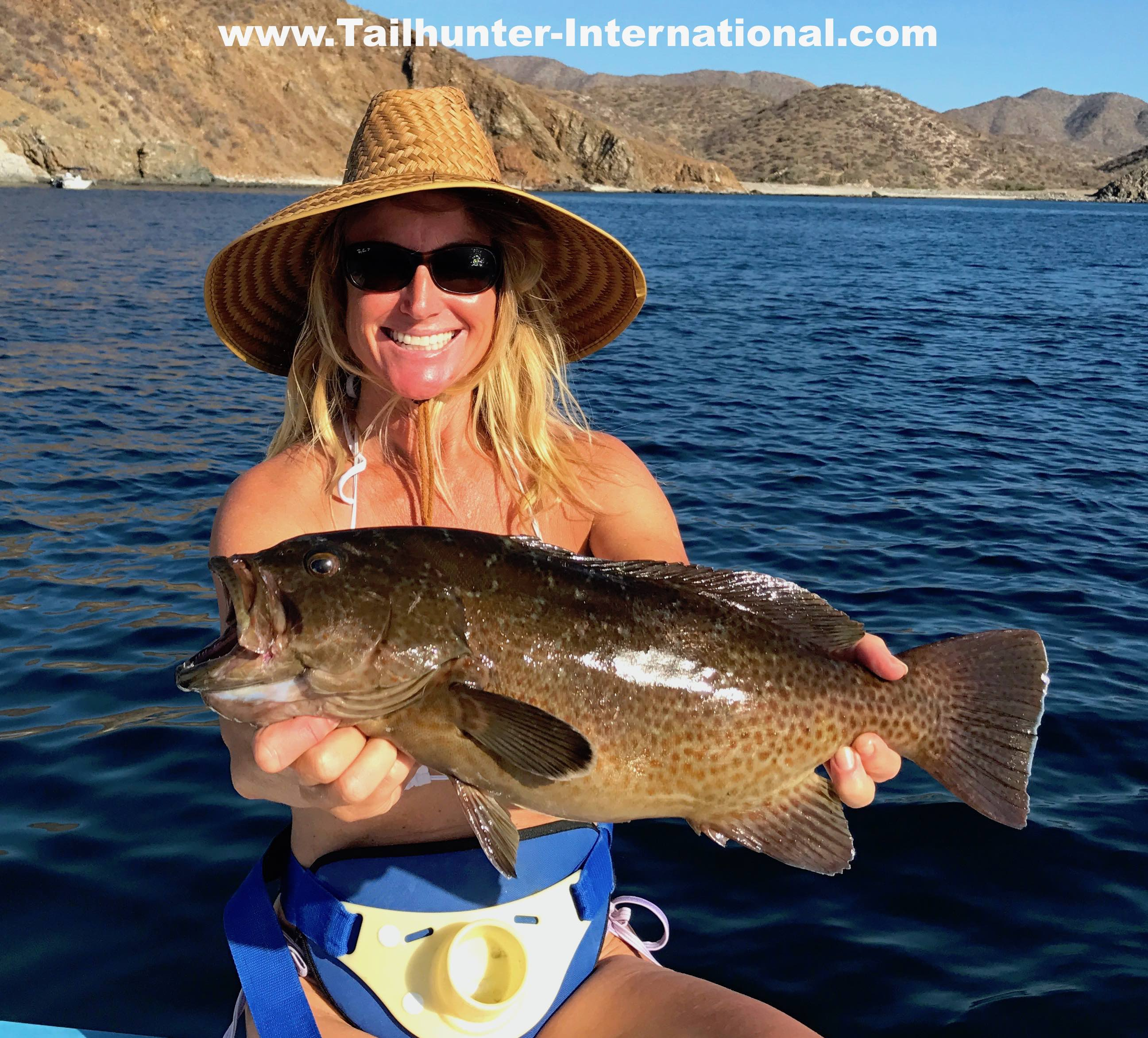 La paz las arenas muertos bay fishing report from for San diego fish report
