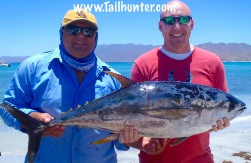 Jordan Schmidt armando tags tuna 5-18