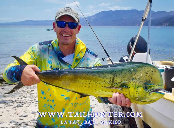 Tailhunter Fish Report | La Paz, Baja California Sur, Mexico