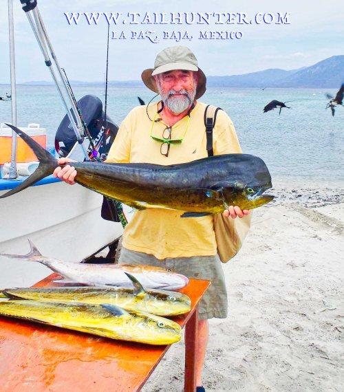 Tailhunter Fish Report   La Paz, Baja California Sur, Mexico